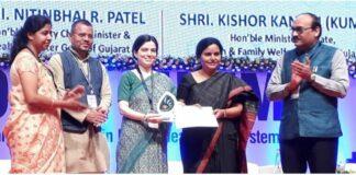 odisha awarded for healthcare