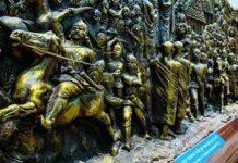 Paika-bidroha memorial khurda