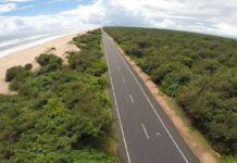 GopalPur- Digha coastal highway