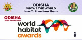 jaga Mission bags World Habitat Award