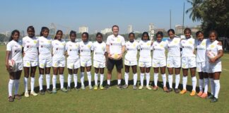 KIIT tribal students changing lives through rugby