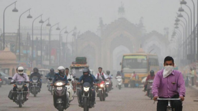 Delhi most polluted capital city in the world