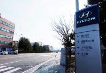 Hyundai plant in china