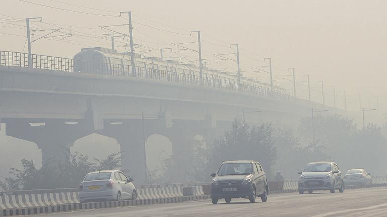 Delhi Polution