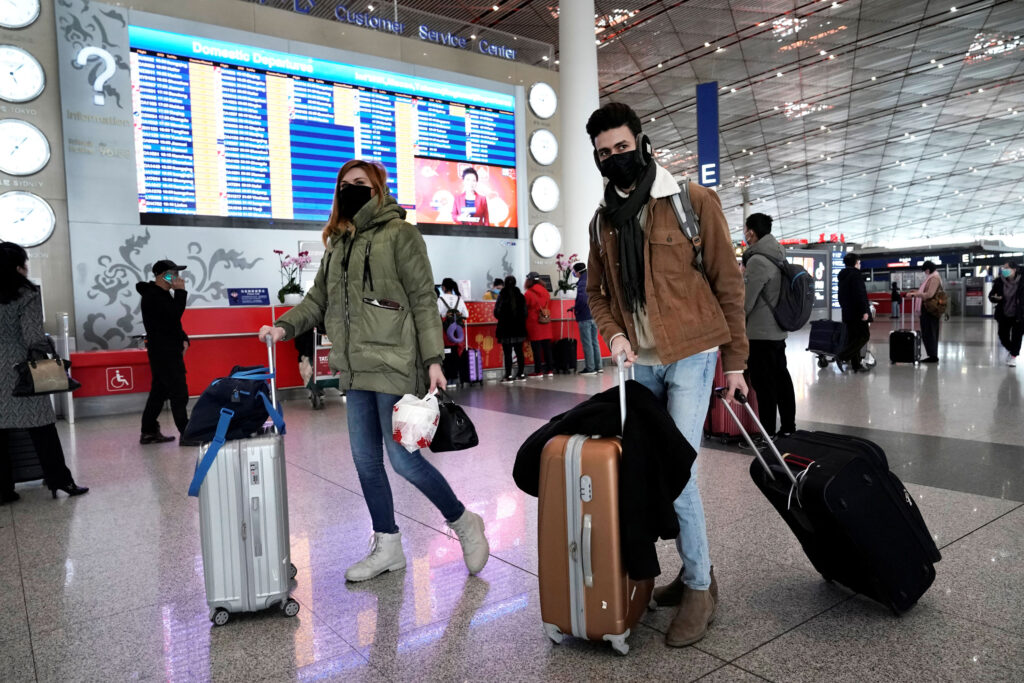 Foreign Travellers