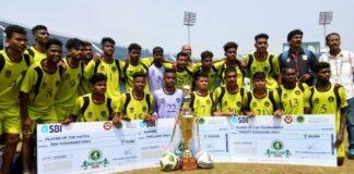 SDC Cup 2020 Sundargarh