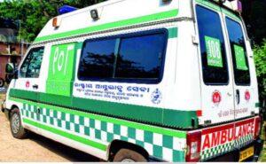 108 Odisha Ambulance