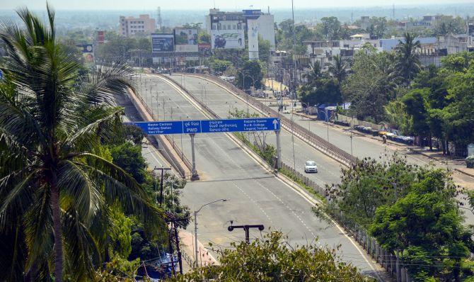 Total shutdown in Bhubaneswar, Cuttack, and Bhadrak