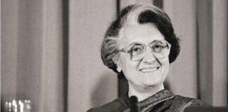 Indira Gandhi Profile Picture