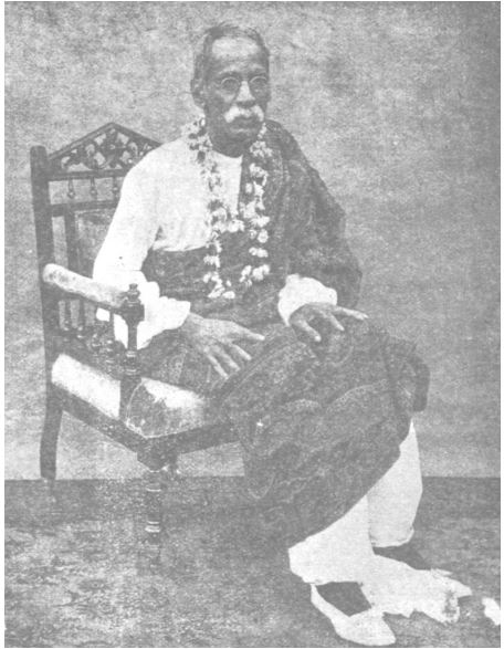 Madhusudan Das pic1