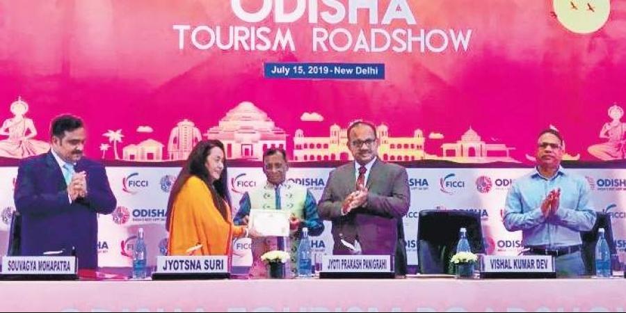 Odisha Tourism Roadshow