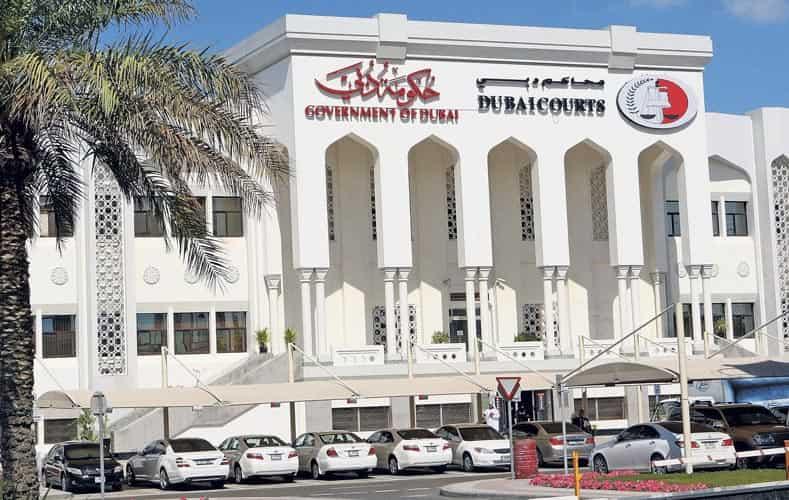 Dubai court of first instance
