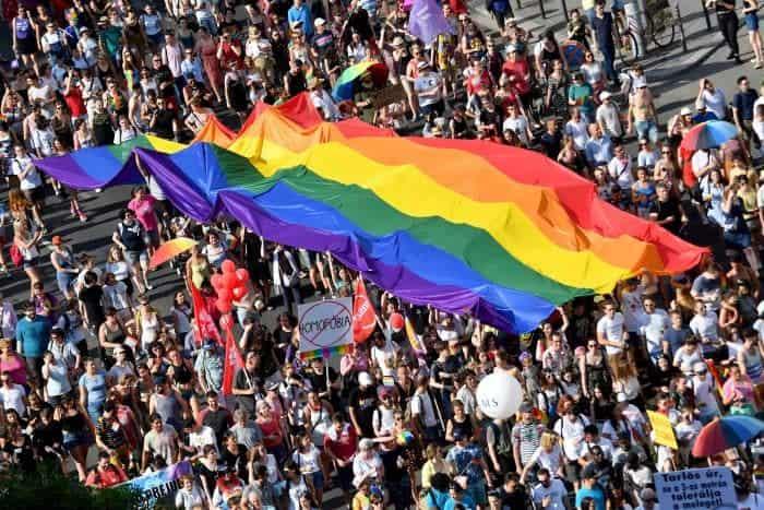 Pride in the law report