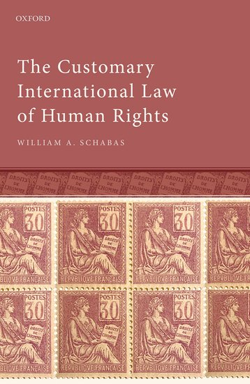 The Customary International Law of Human Rights