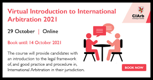 Virtual Introduction to International Arbitration