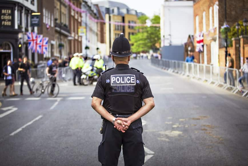 Charges Against Scottish Officers