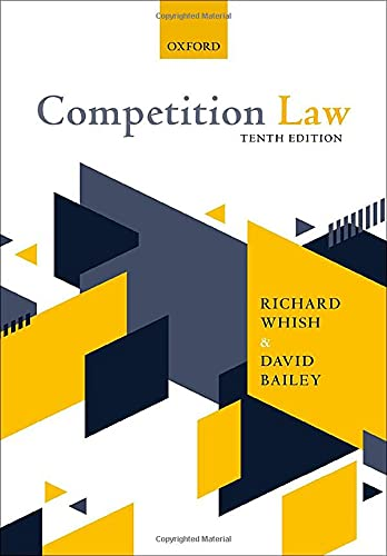 Competition Law Paperback