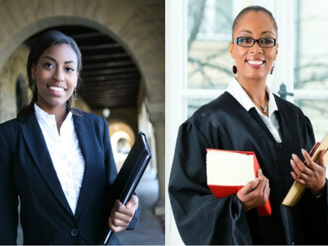 Low diversity in law firms