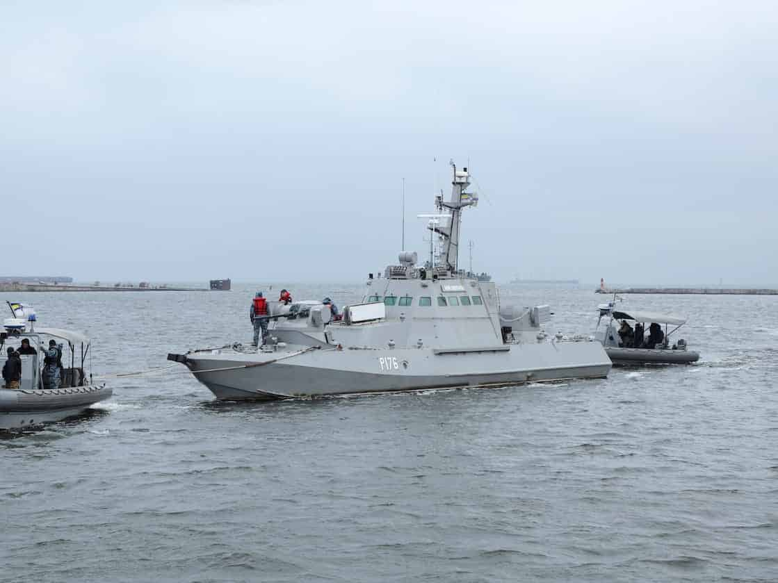 Conclusion of Hearing on Preliminary Objections in Arbitration Concerning the Detention of Ukrainian Naval Vessels and Servicemen