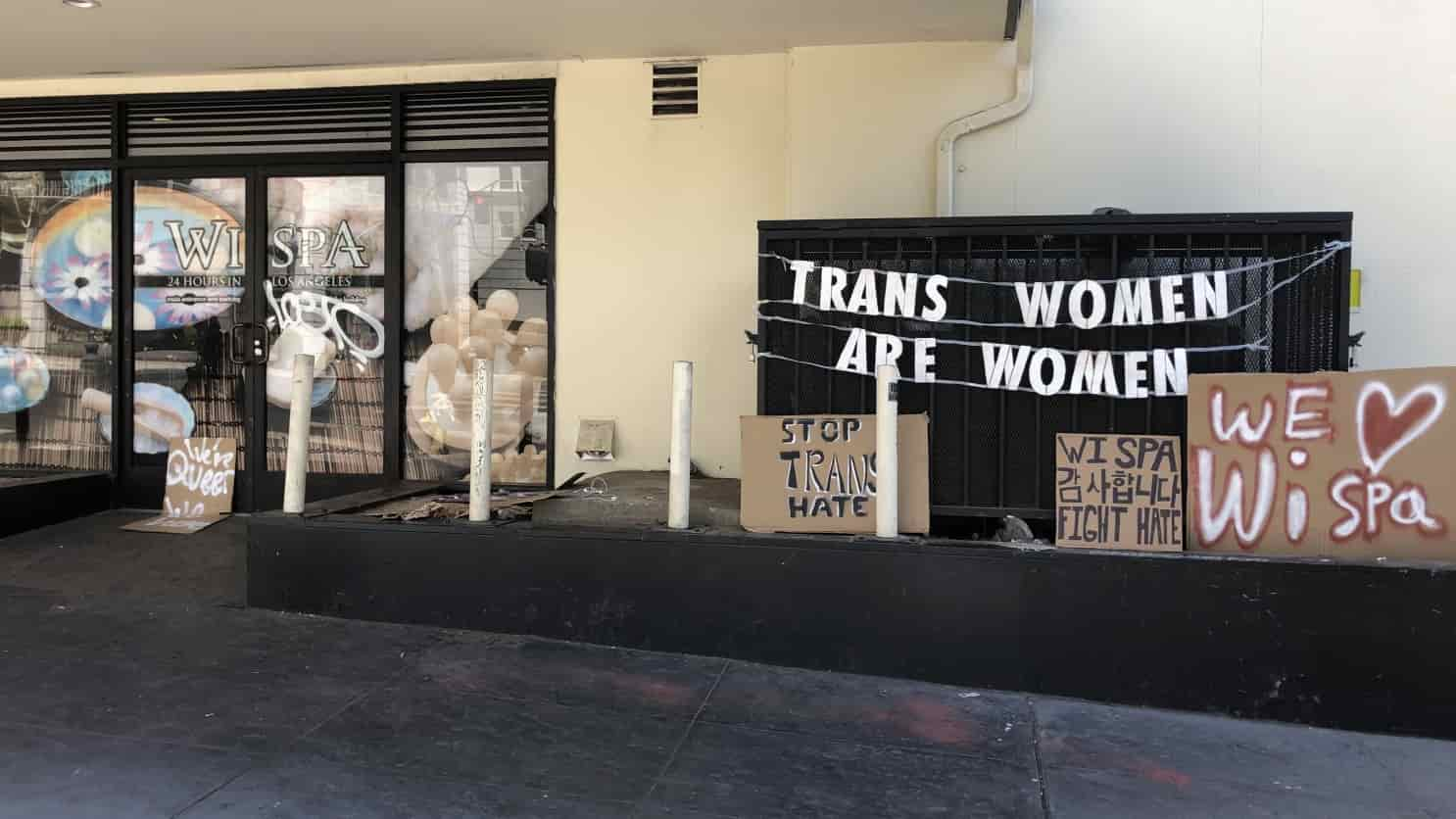 Susanna Rustin Believes That Women and Trans Rights are Disappearing