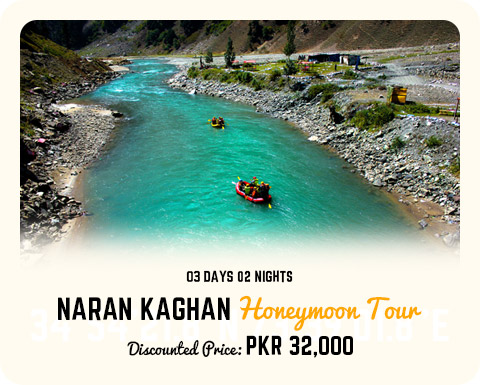 Naran Kaghan Tour – Naran Kaghan Trip – 3 Days