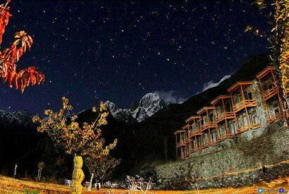 Eagles Nest Hotel Hunza