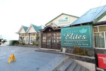 Hotel Elites NathiaGali Murree