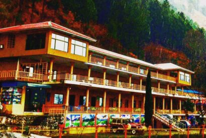 Hotel Pine Track & Green Food Hut Balakot