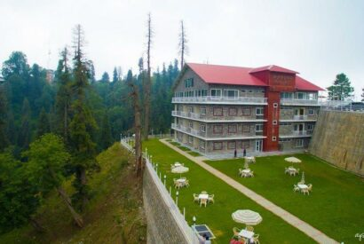 Mahgul Resort Changla Gali Murree