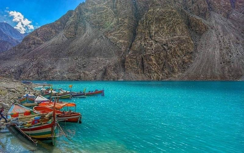 Attabad Lake Hunza Valley Honeymoon Tour