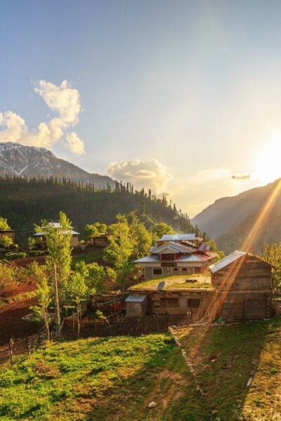 Neelum Galliyat Tour