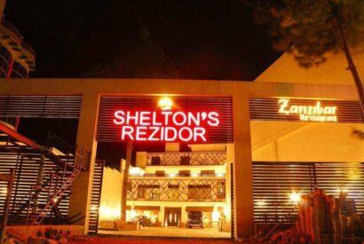 Shelton's Rezidor Hotel Swat