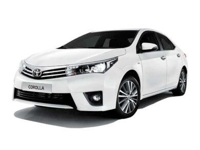 Toyota Corolla GLI 2014-16