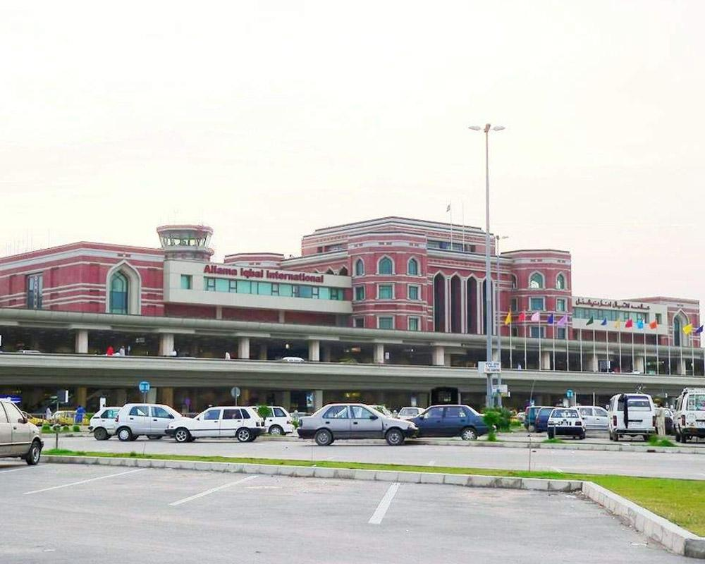 Allama Iqbal International Airport, Lahore