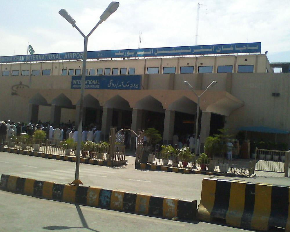 Bacha Khan International Airport Peshawar