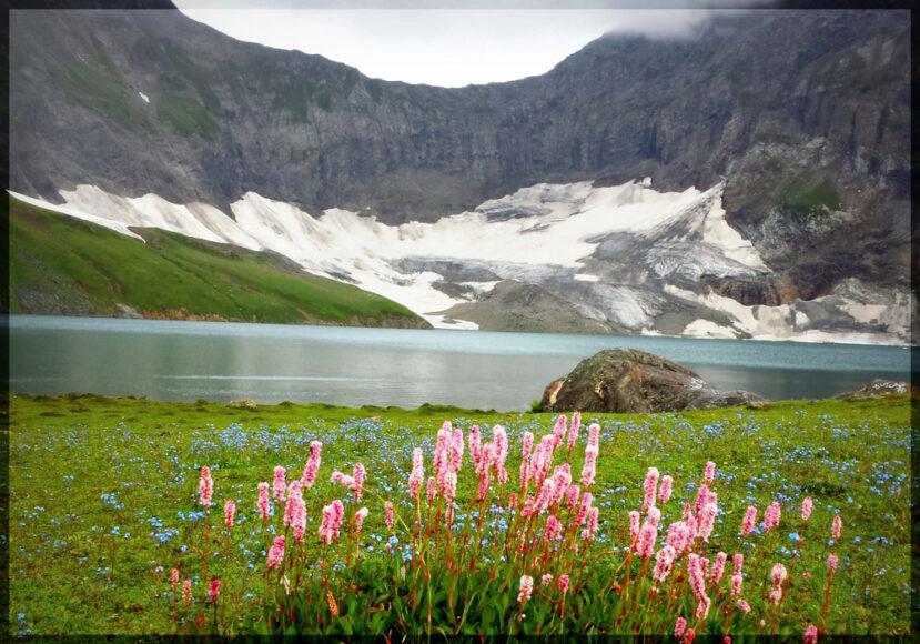 Ratti-Gali-Lake