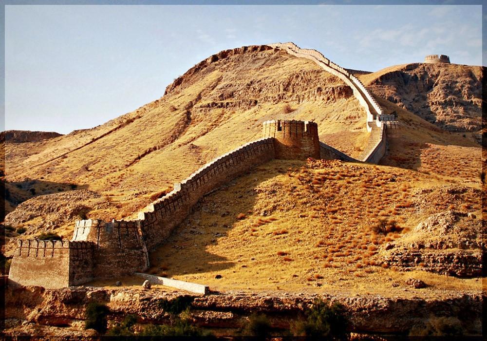 Ranikot-Fort