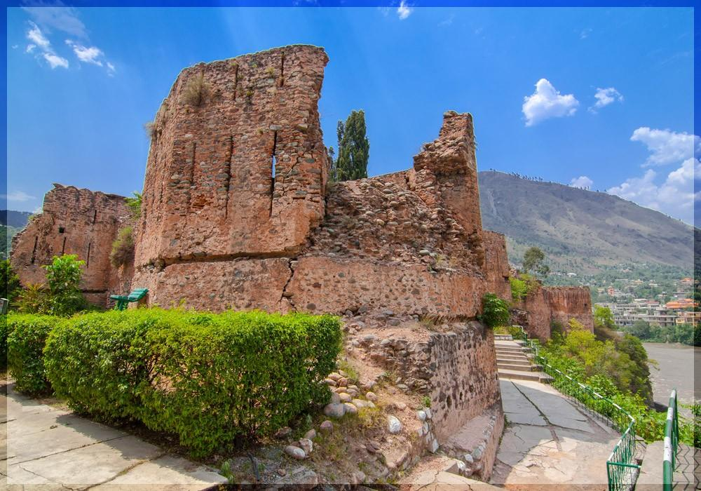 Red-Fort-Muzaffarabad