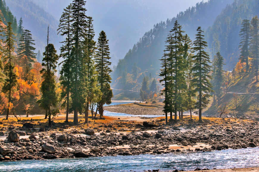 Sharda Neelum Valley