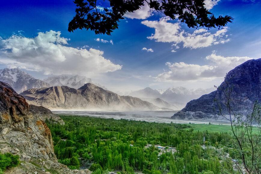 Shiger Valley