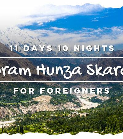 Karakoram Hunza Skardu Tour