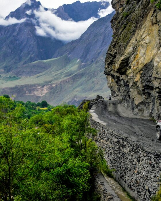 Chitral kalash valley