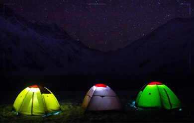 camping at saif ul malook
