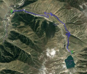 Trekking From Naran to Lake Saif ul Malook