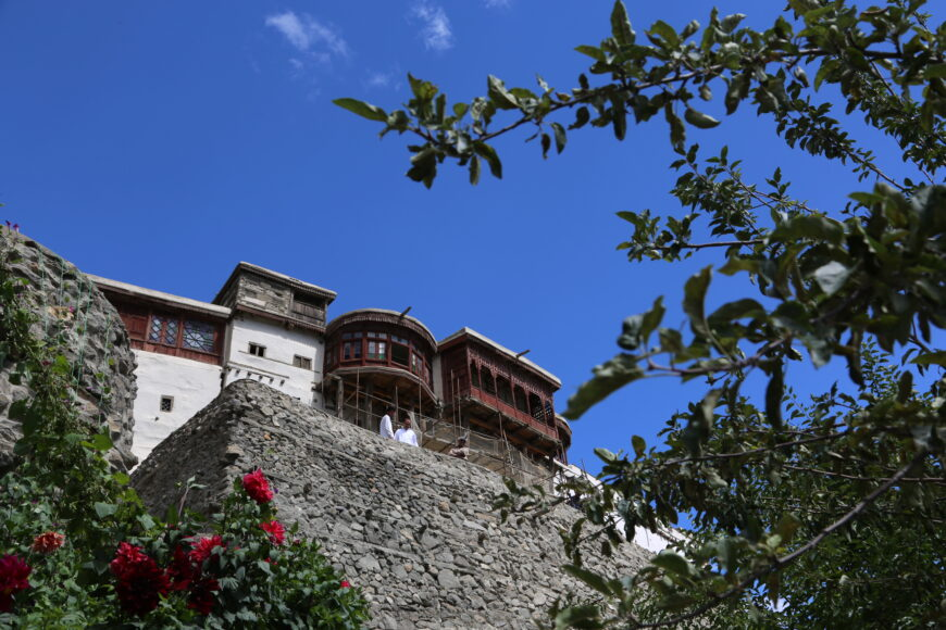 Baltit-Fort-of-Hunza-Valley