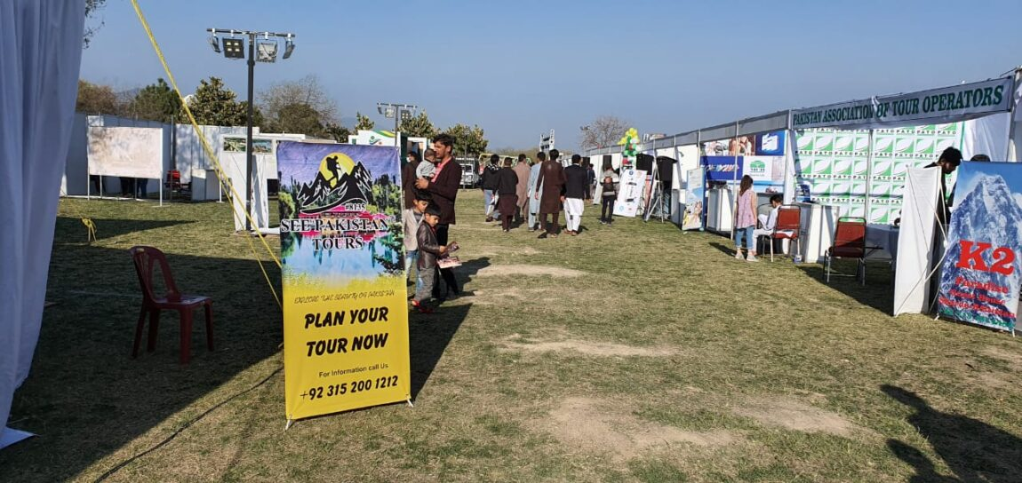 Islamabad Tourism Festival happening now