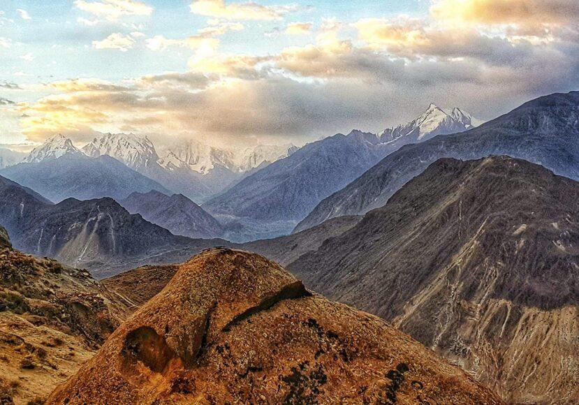 Northern Pakistan, Khunjerab Pass