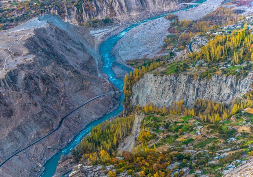Wonder of North- Hunza