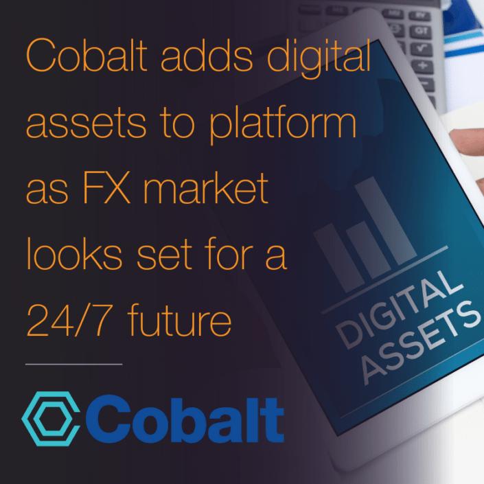 Cobalt adds digital assets