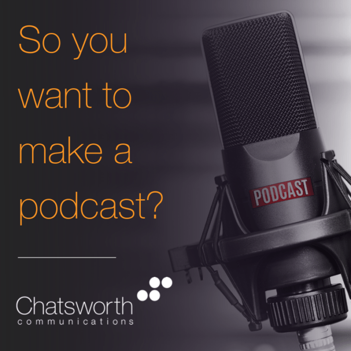 Want to make a podcast?